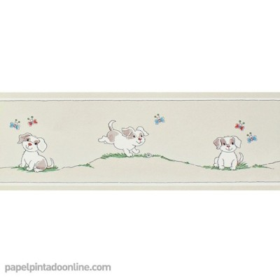 Papel pintado FOUR FRIENDS 24959