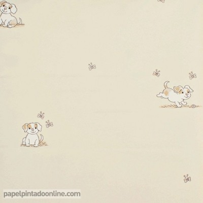 Papel pintado FOUR FRIENDS 23624
