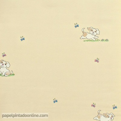 Papel pintado FOUR FRIENDS 23623