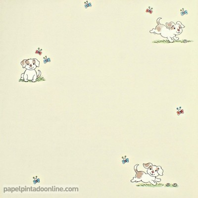 Papel pintado FOUR FRIENDS 23622