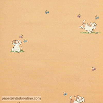 Papel pintado FOUR FRIENDS 23621