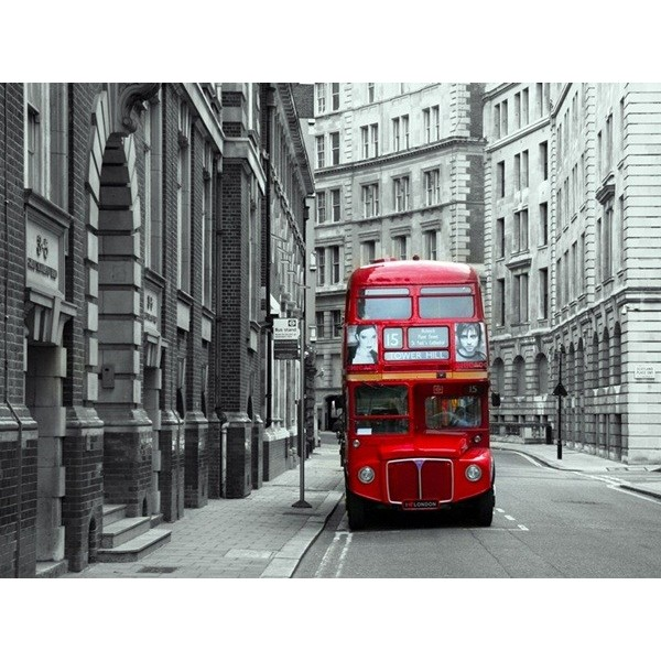 Fotomural LONDON BUS FT-1432
