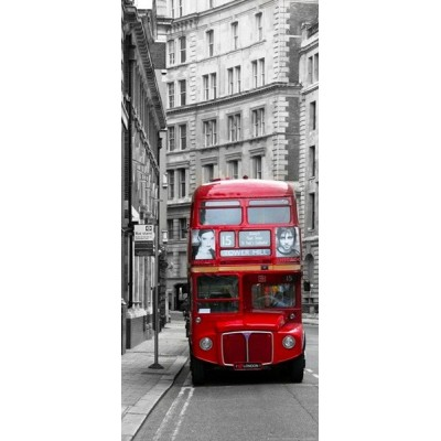 Fotomural London Bus FTV1512
