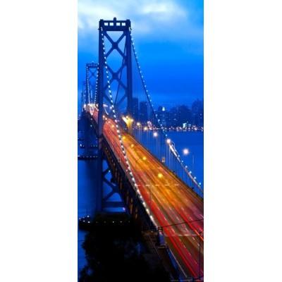 Fotomural Night Bridge FTV1517