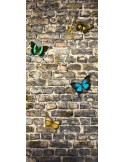 Fotomural Butterfly on the Wall FTV1519