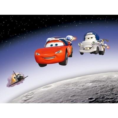 Fotomural CARS IN SPACE FTD-2200