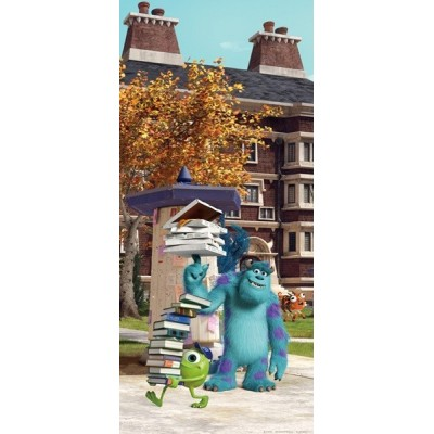 Fotomural THE MONSTERS UNIVERSITY FTDV-1810