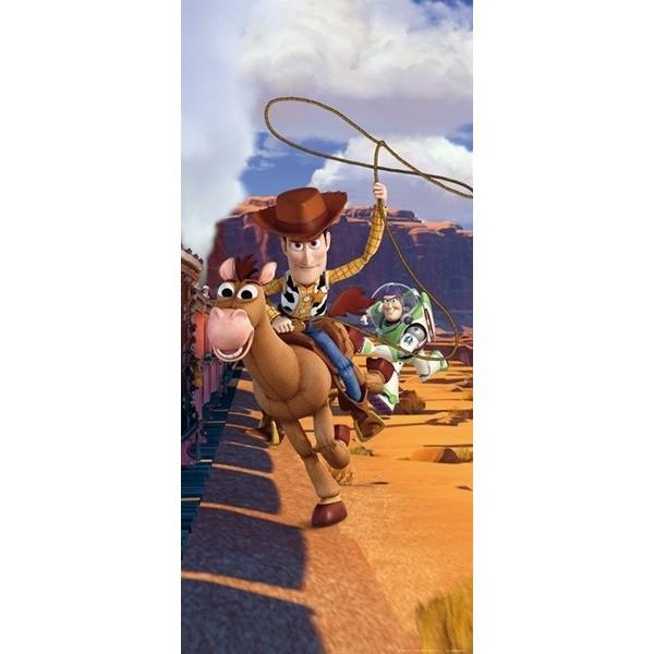Fotomural SHERIFF WOODY ON THE HORSE FTDV-1812