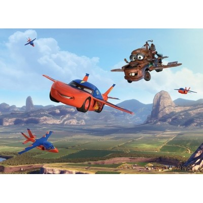 Fotomural CARS FLYING FTDM-0705