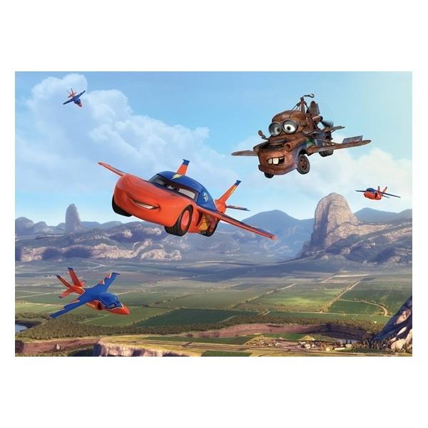 Fotomural CARS FLYING FTDM-0704