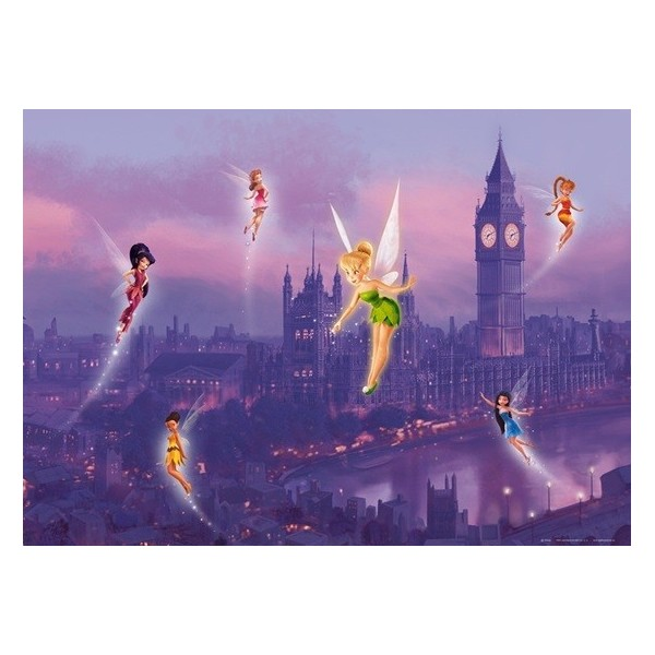Fotomural FAIRIES IN LONDON FTDM-0705