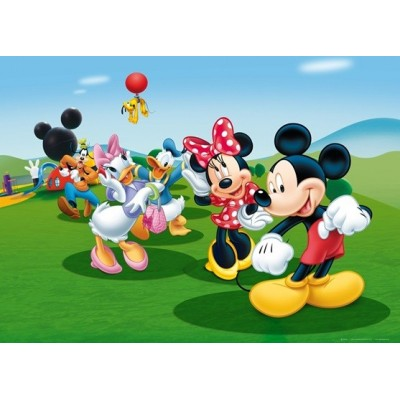 Fotomural MINNIE & MICKEY FTDM-0706