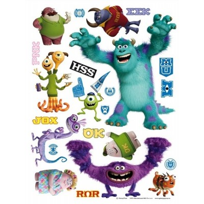 STICKER DISNEY MONSTERS DK-1709