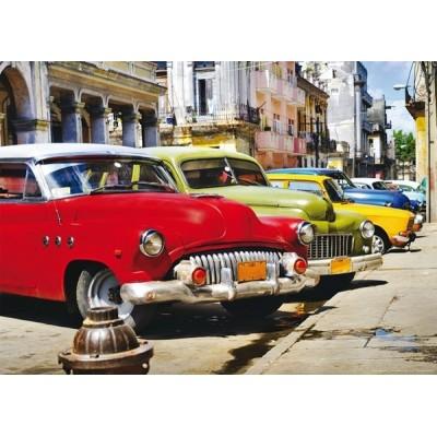 Fotomural CUBA CARS