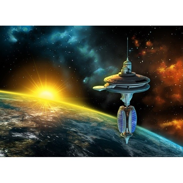 Fotomural SPACE