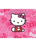 Fotomural Infantil HELLO KITTY