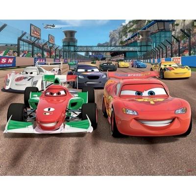 Fotomural Infantil CARS