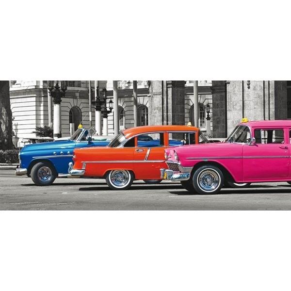 Fotomural CUBA AUTO