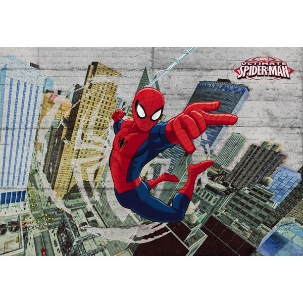 Fotomural Marvel SPIDERMAN CONCRETE 8-467