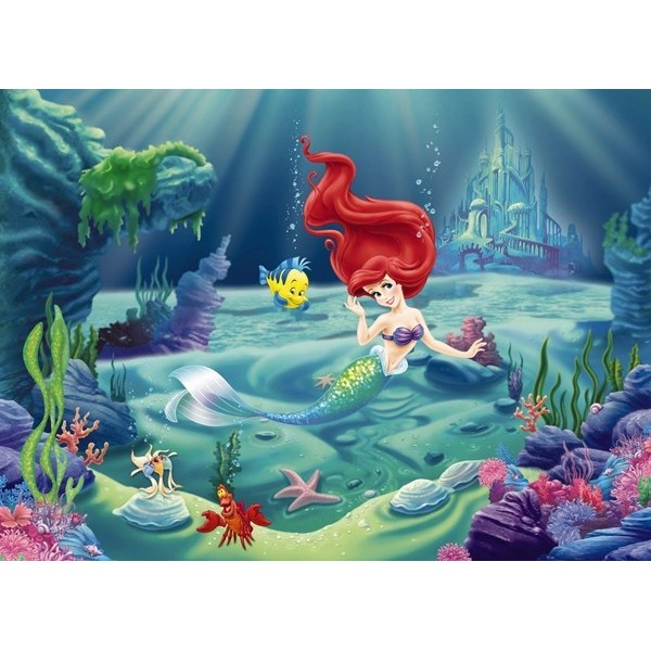 Fotomural Disney ARIELLE 4-463