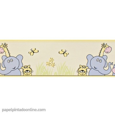 Papel pintado BOYS & GIRLS 2634-14