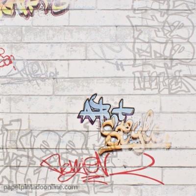 Papel de parede BOYS & GIRLS 93561-1