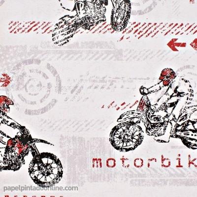 Papel de parede BOYS & GIRLS 93550-2