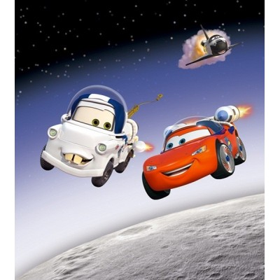 Fotomural CARS IN SPACE FTDL-1904