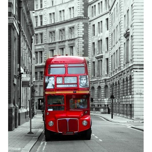 Fotomural LONDON BUS FTL-1600