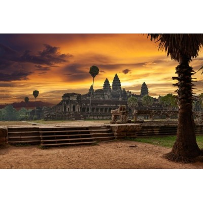 Fotomural Angkor Wat FLF019
