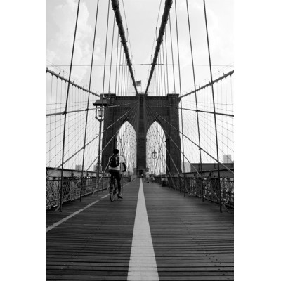 Fotomural Brooklyn Bridge FLF018
