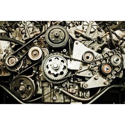 Fotomural Motor FMO007