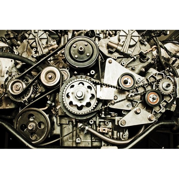Fotomural Motor Fmo008