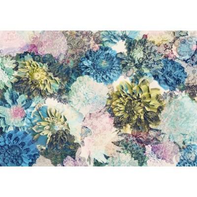 Fotomural FRISKY FLOWERS