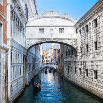 Fotomural Canal Venecia FPR030