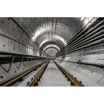 Fotomural Túnel Metro FPR033