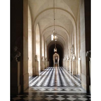 Fotomural Pasillo Mármol Versalles FPR038