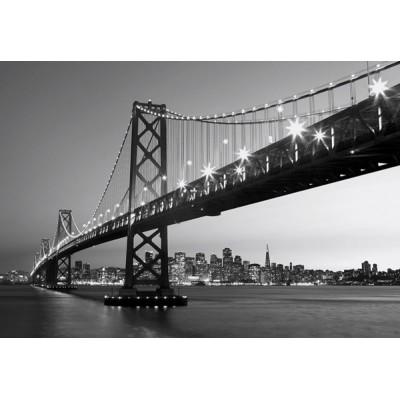 Fotomural SAN FRANCISCO SKYLINE