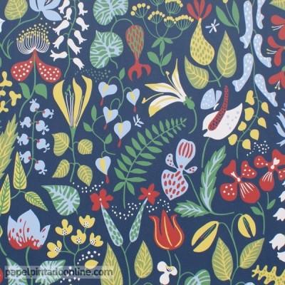 Papel pintado SCANDINAVIAN DESIGNERS 2744