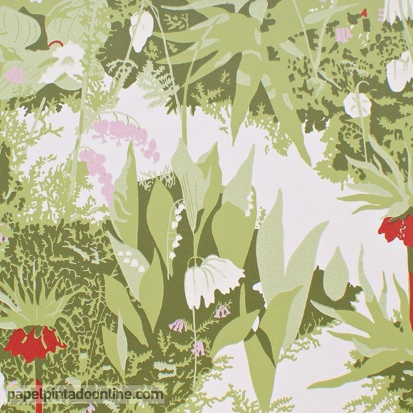Papel pintado SCANDINAVIAN DESIGNERS 2730