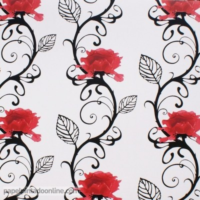 Papel pintado ECO ROSE 2793