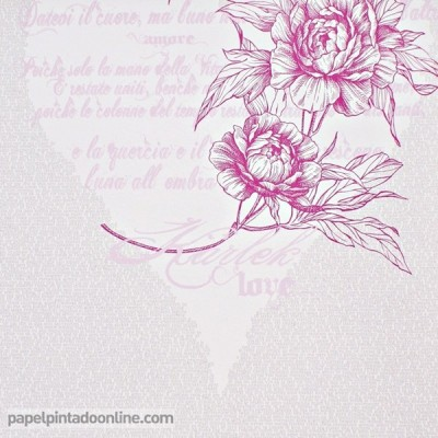 Papel pintado ECO ROSE 2792