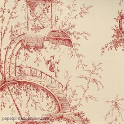 Papel pintado TRIANON 03070-02