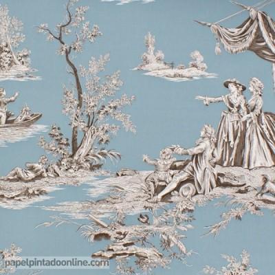Papel pintado TRIANON 03066-05