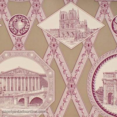 Papel pintado TRIANON 03068-04