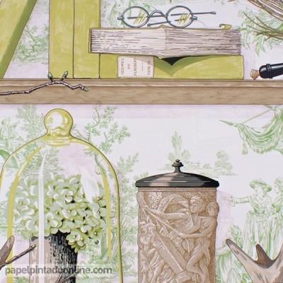 Papel pintado TRIANON 03071-02