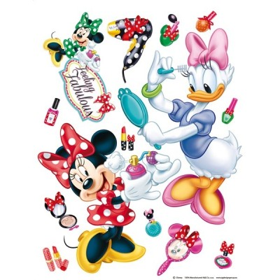 STICKER DISNEY MINNIE MAKE UP DK-1767