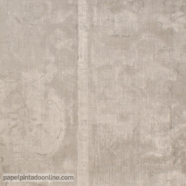 Papel pintado MUSEUM TAPESTRY CHARCOAL