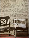 Papel de parede MUSEUM ARK PARCHMENT