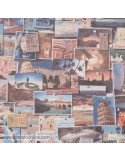 Papel pintado MUSEUM PINBOARD MULTI